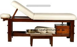 Shirodhara Oil Massage Bed