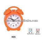 Silicon Mini Alarm Clock/Gift Items(K05)