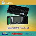 Eco solvente da cabeça de impressão dx5 para impressora mimaki jv33/jv5/cjv30 modelos