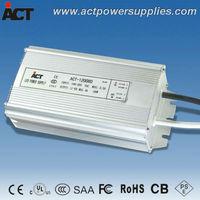 Waterproof IP67 12V 8.33A 100W LED power supply