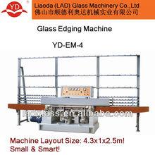 Portable glass edge polishing machine YD-EM-4