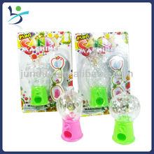 Blister package fruit shape Plastic Mini Candy Machine