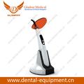 Led de luz de curado dispositivo/uv fotopolimerice para adhesivos de vidrio/blanqueamiento de dientes de luz de curado