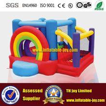 2013 hot inflatable toboggan slide