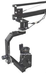 PROAIM 12volt Sr. Pan Tilt Head & JoyStick Remote Control fr JIB Camera Crane XL2 gh1 7d A1u Movie