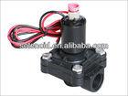 """1/2"""" inch water plastic & 3 way solenoid valve 12v"""