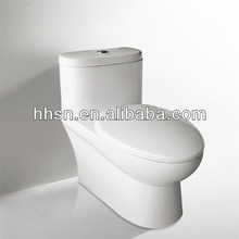 HH6T166 High quality cheap wc ceramic one piece toilet