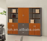 Cherry Wood File Cabinets,Office Bookcase,Executive Cabinets(FOHF0802C)