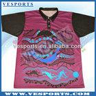 UK Custom Designed Polo Style T-Shirts