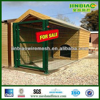 welded wire mesh unique dog kennel