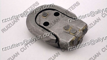 tungsten carbide flat teeth /construction rotary bit holder/quick change bars WS39