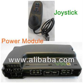 PG VR2 60A Power Wheelchair Controller