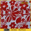 pretty printed canvas fabric China pattern