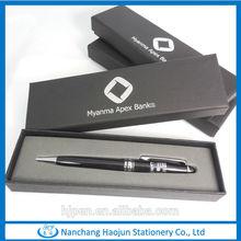 Cheap Logo Printed Metal Pen Set Promotional Gift Items