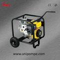 """4"""" wp-40l moteur à essence pompe à essence pompe à eau,"""