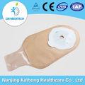 Desechables uno- pieza abierta( adhesivo hidrocoloide) bolsa de colostomía
