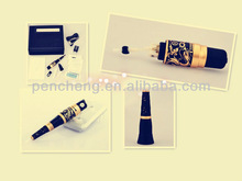 Professional Taiwan dragon Permanent Makeup tattoo Machine kit & Free Tattoo kit