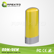 Factory Outlet! 5600mAh Rechargeable Portable Battery Power Bank For Cell Phone