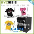 A3 formato manual t- camisa impressora, máquina de impressão têxtil, t- camisa máquina de impressão, manual impressora carrossel