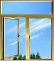 Caixilhos de janelas de alumínio
