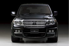 TOYOTA LAND CRUISER SUV 2015