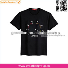 Customized all over sublimation printing t-shirt