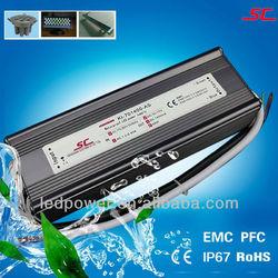 KI-701400-AS PFC EMC 100W 1400MA IP67 Waterproof Constant Current LED Driver