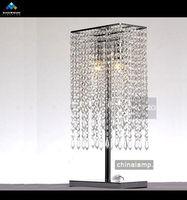 fashionable glass table lamp