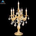 candela antico bastone lampada