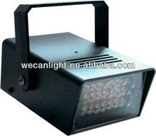 Mini 86 RGB LED DMX Stage Lighting cheap strobe lights
