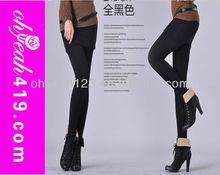 Black hot absorbing pantyhose sexy legs