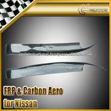 For Nissan Skyline R32 GTR GTST Carbon Fiber Eyebrow Eyelid