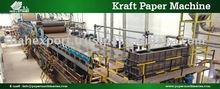 Kraft Paper Making Plant and Machinery