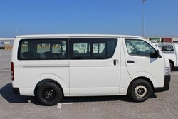 BRAND NEW 2014 TOYOTA HIACE 2.5L TURBO DIESEL MANUAL TRANSMISSION