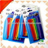 custom printed reusable nylon velcro cable tie with logo label