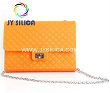 2013 Latest Arrival Single-shoulder Silicone Rubber Bag