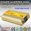 Pure Sine Wave 600W Intelligent Power Inverter