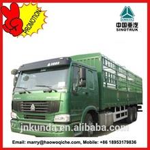 sinotruck howo 6x4 cargo truck transportation