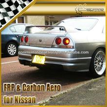 For Nissan Skyline R33 GTST Trial Style Rear Bumper Body Kits