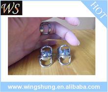 stainless steel ring wine bottle opener