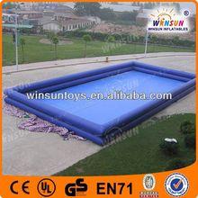 PVC Tarpaulin cartoon inflatable pools