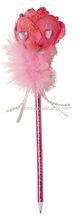 Love Pink Rose pen delicate flower pen special pen