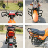 CE certification 125cc with high quality hot sale street motorcycle for men (ZF125-C)