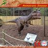 Absorbing outdoor imitation animatronic dinosaur in dino park