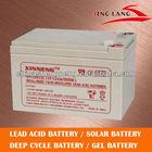 Sla battery 12V 12Ah, maintenance free