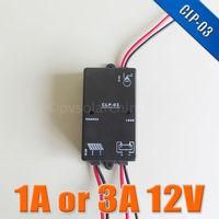 CMP03 JUTA 12V 1A Solar charge controller,1amps 12vdc solar battery charger regulators