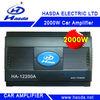 2000W car amplifier 24v