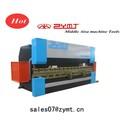 Imprensa freio / máquina de dobra de chapa de metal CNC / máquina da imprensa