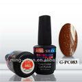 15ml tremper hors gel de la chine pour le salon de peinture à ongles vernis à ongles
