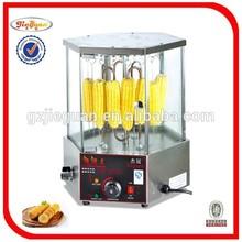 Venda quente Auto - rotação milho grill / Revolve tipo assados de milho mchine EB-18
